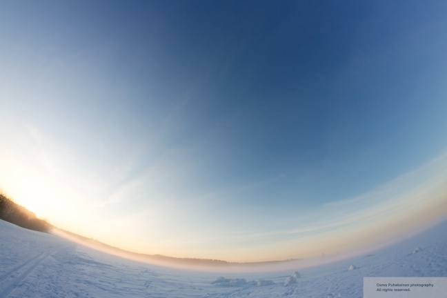 Haltiala snow10