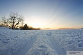 Haltiala snow3