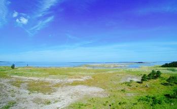 View towards Vilsandi island