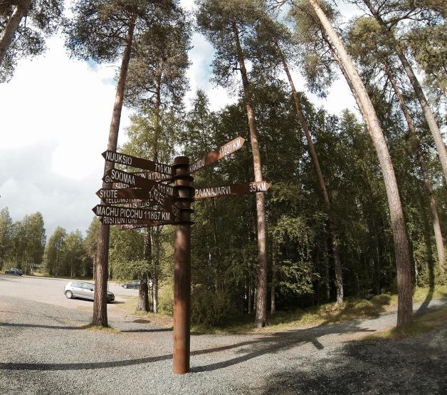 Oulanka nature center