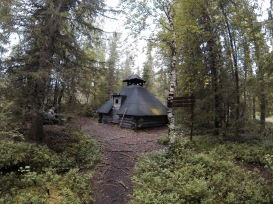 Kitkaniemi rest place