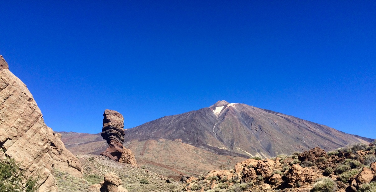 Parc national de Teide, Tenerife, Spain