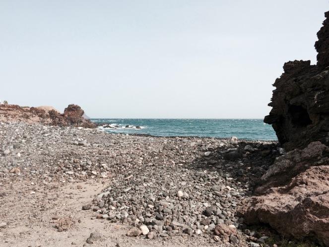 Golf del Sur beach
