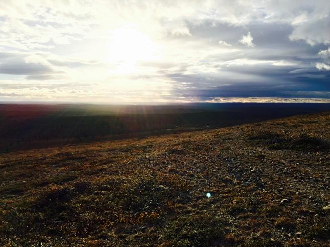 Urho Kekkosen kansallispuisto, UKK National Park, Niilapää